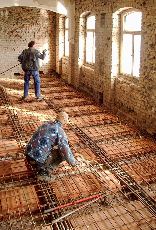 Fiedler Deckensysteme Altbau Sanierung